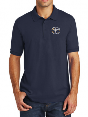 Polo Shirt Deep Navy